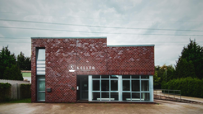 Das Büro von Keller World Wide